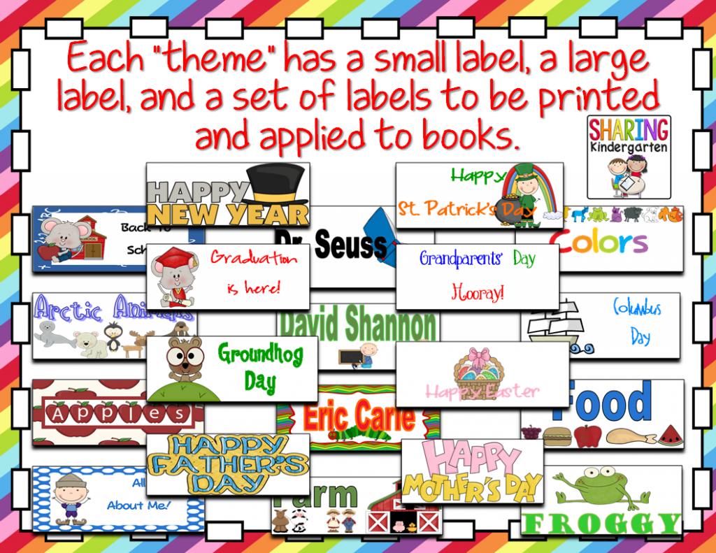 http://www.teacherspayteachers.com/Product/Library-Book-Labels-286192