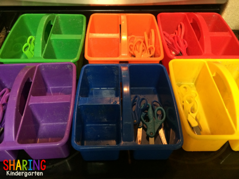Color Code Your Bins