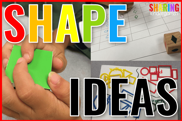 Shape Ideas for Your Classroom