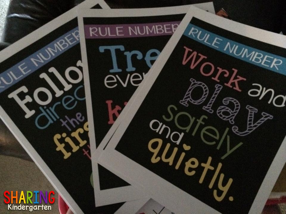 http://www.teacherspayteachers.com/Product/Classroom-Rules-Subway-Art-Poster-Set-Black-Series-874044