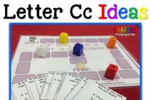 Letter Cc Ideas