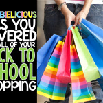 Back to School with Freebielicous