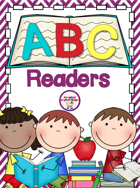 https://www.teacherspayteachers.com/Product/ABC-Readers-832563