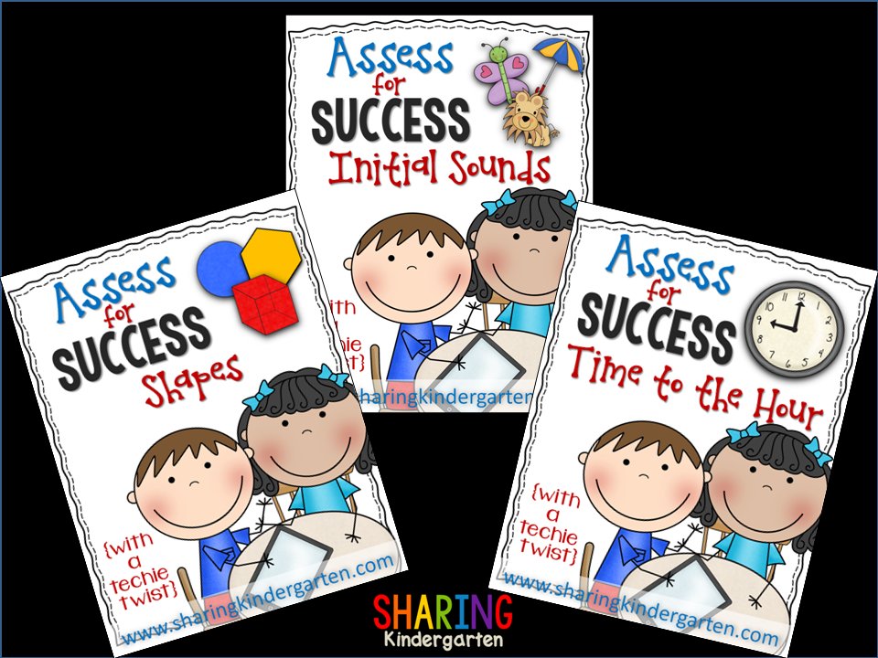http://www.teacherspayteachers.com/Store/Sharing-Kindergarten/Category/Assess-for-Success