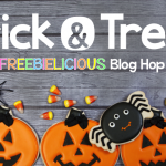 Teaching Trick or Treat with Freebielious