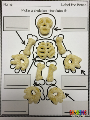 make a skelton using this freebie pack