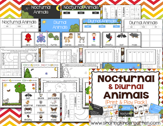 https://www.teacherspayteachers.com/Product/Nocturnal-and-Diurnal-Animals-Print-Play-Pack-1498071