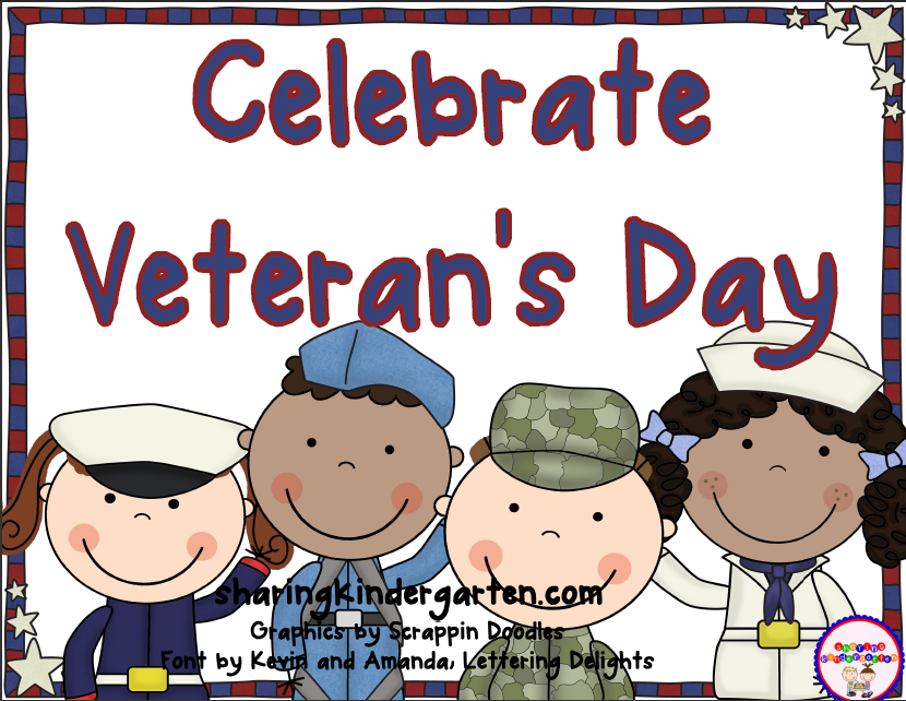http://www.teacherspayteachers.com/Product/Celebrate-Veterans-Day-393402