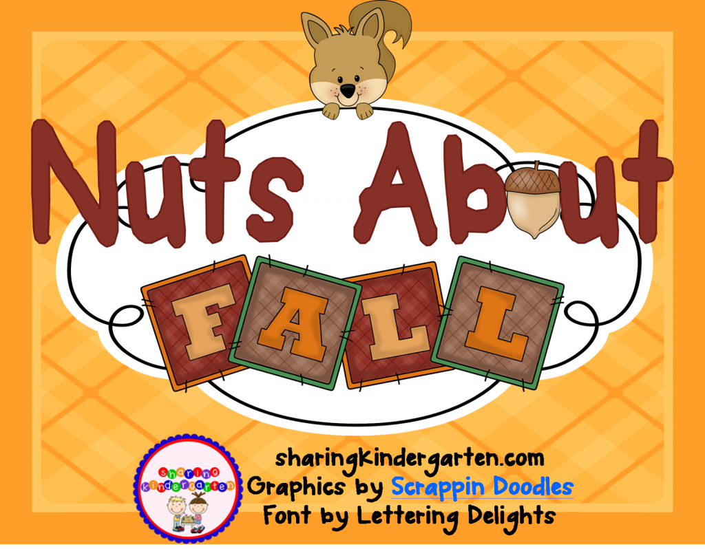 http://www.teacherspayteachers.com/Product/Nuts-About-Fall-Activites-325488