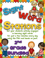 https://www.teacherspayteachers.com/Product/Sight-Word-Stations-2nd-GradeBundled-1723530