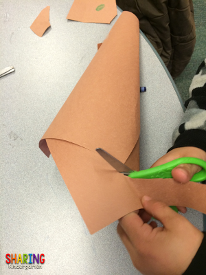 How to make a teepee... STEM activity in kinders