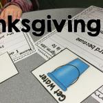 More Thanksgiving FUN