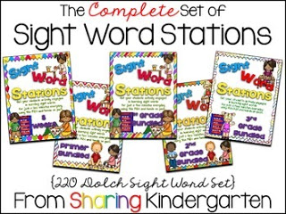 https://www.teacherspayteachers.com/Product/Sight-Word-Stations-The-Complete-Dolch-Bundle-1924143