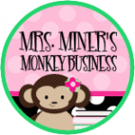 Guest Blog Post with Mrs. Miner's Monkey Business