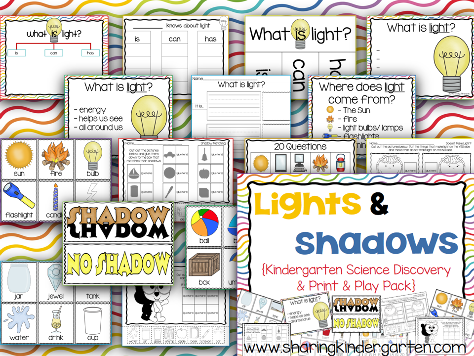 Lights and Shadow Unit You will LOVE