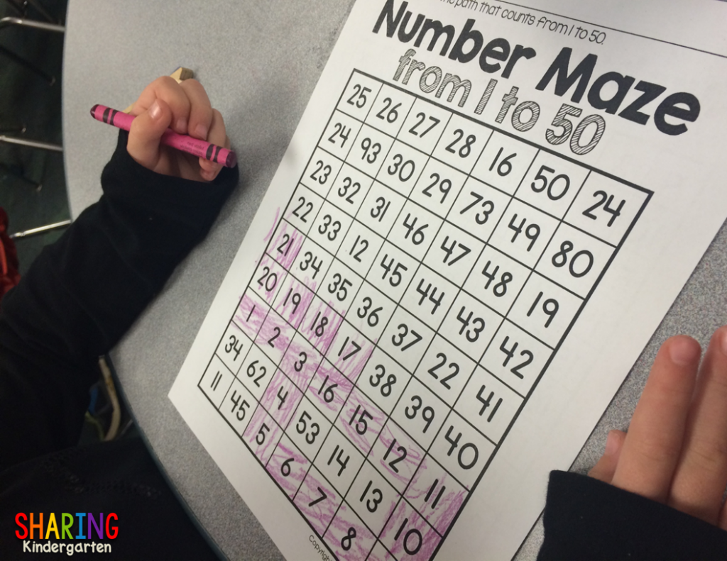 https://www.teacherspayteachers.com/Product/Differentiated-Number-Mazes-for-Each-Decade-from-20-to-120-1050959