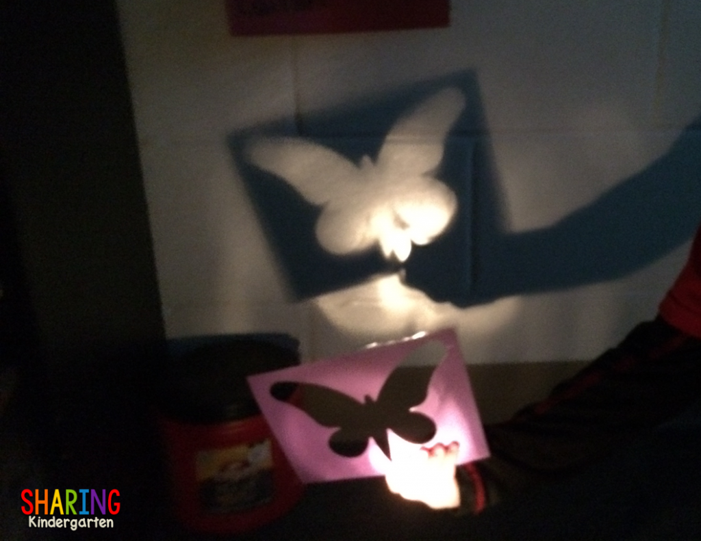 Shadow Puppets for Learning FUN