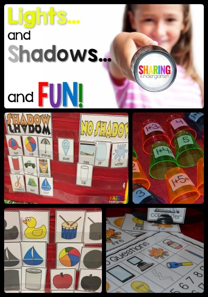 Lights and Shadow and FUN!