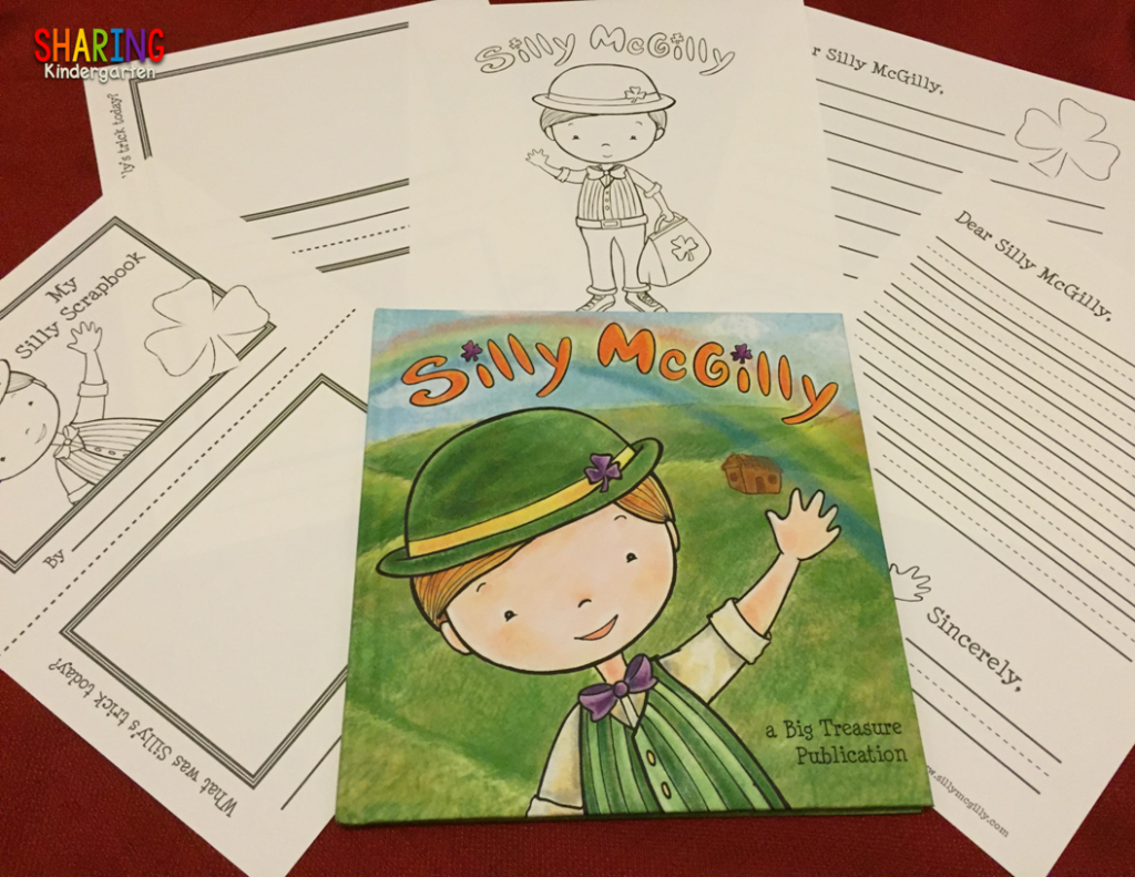 Silly McGilly FREEBIES for your classroom