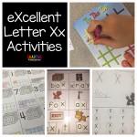 eXcellent Letter Xx Activities