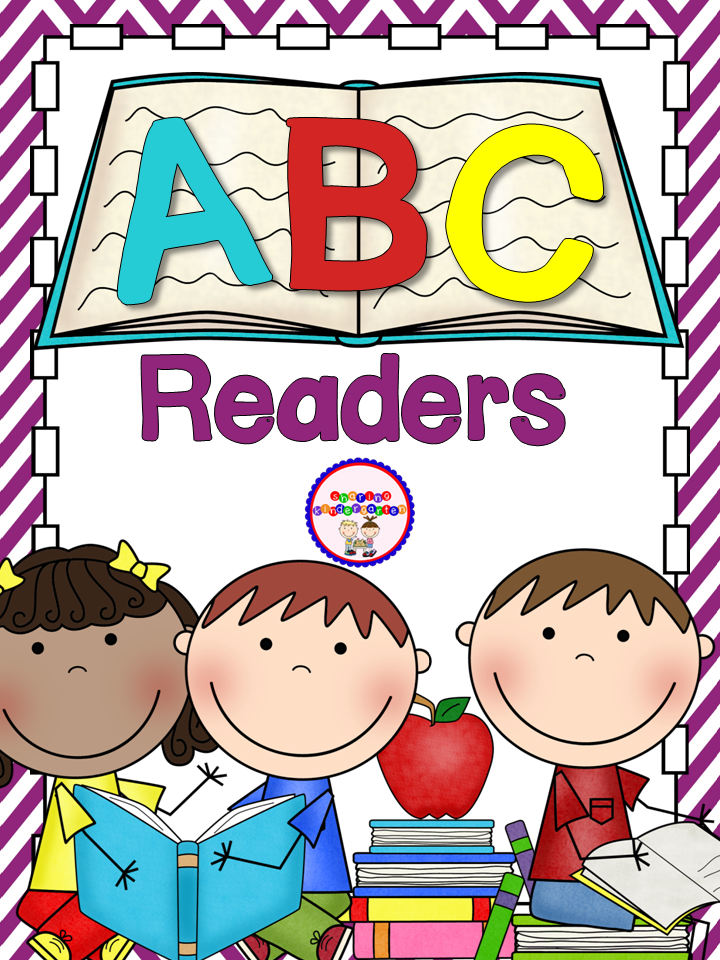https://www.teacherspayteachers.com/Product/ABC-Readers-832563