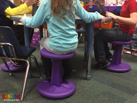 Do You Wobble Sharing Kindergarten