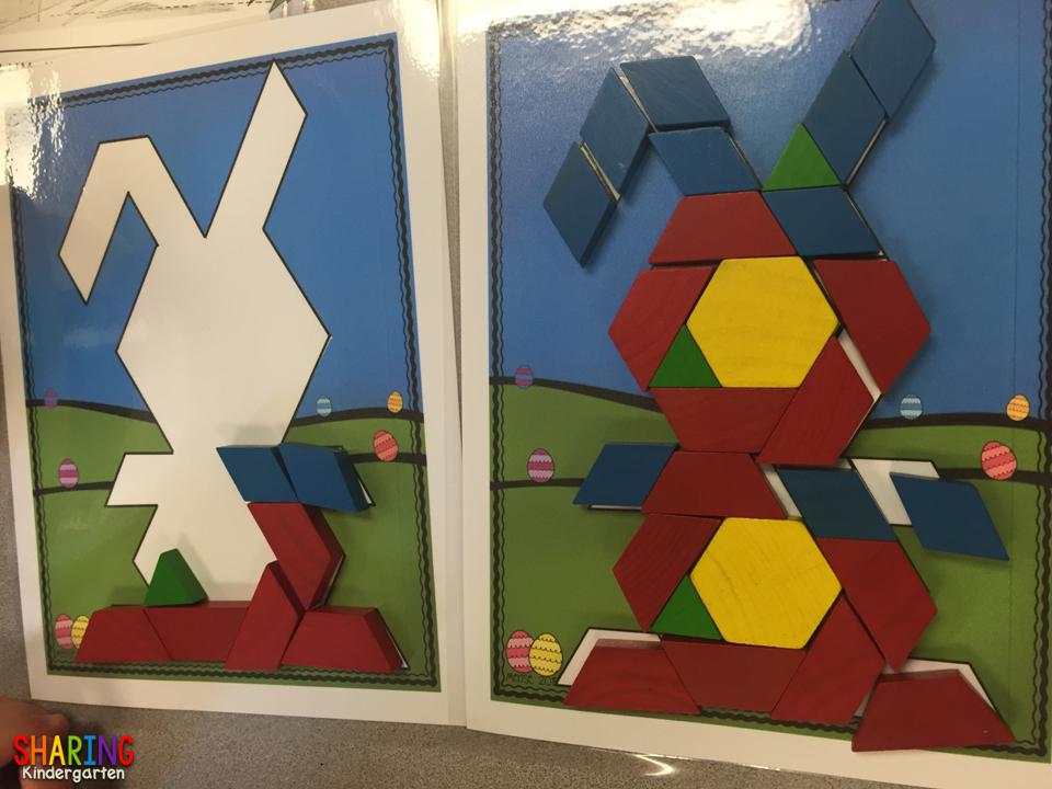 pattern block FUN