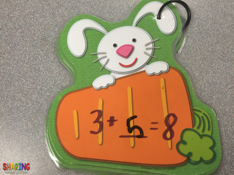 Bunny math problems