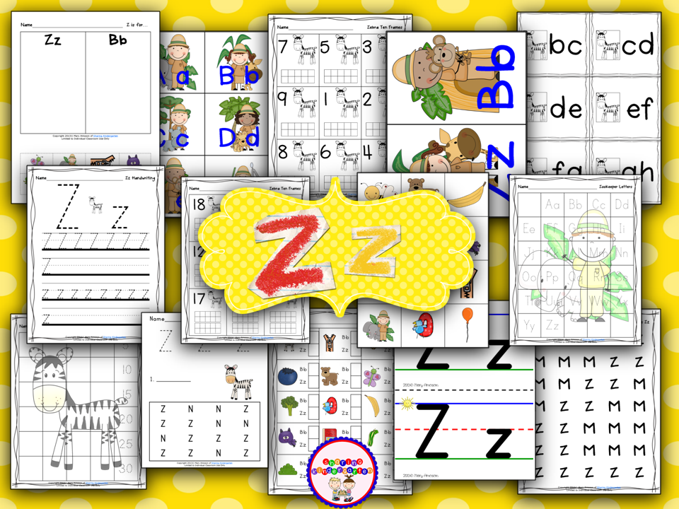 https://www.teacherspayteachers.com/Product/Zz-Activities-789846