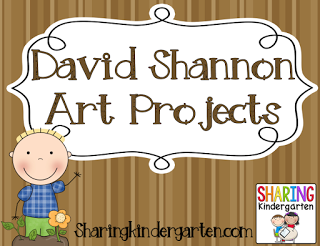https://www.teacherspayteachers.com/Product/David-Shannon-Art-Projects-245631
