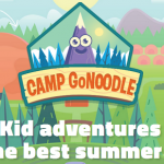 Camp Go Noodle Linky