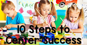 10 Steps to Center Sucess