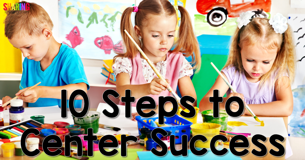 10 Steps to Center Success
