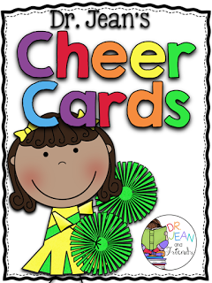 Dr. Jean Cheer Cards