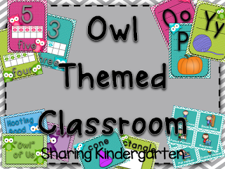 https://www.teacherspayteachers.com/Product/Owl-Themed-Classroom-745940
