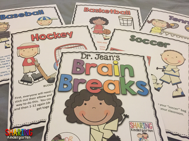 Dr. Jean's Brain Breaks.