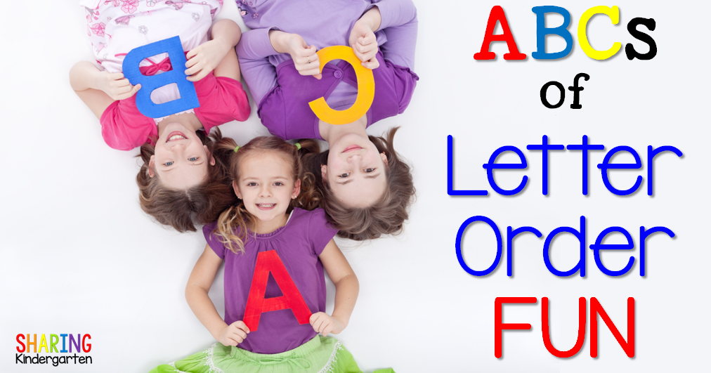 ABCs of Letter Order FUN