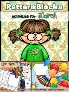 https://www.teacherspayteachers.com/Product/Pattern-Block-Puzzles-The-Complete-Set-1954259