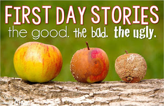 http://creatingandteaching.blogspot.com/2015/08/first-day-of-school-stories-bad.html