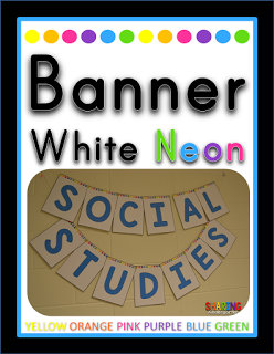 https://www.teacherspayteachers.com/Product/Banner-White-Neon-2054439
