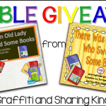 Double Giveaway… Just in Time for Back to School