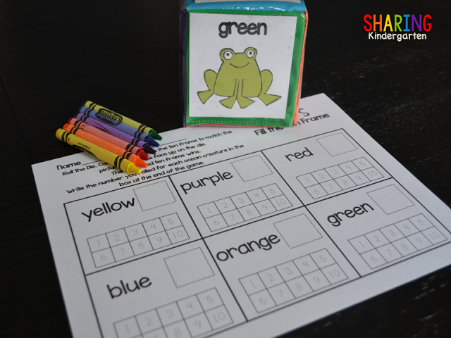 Check out this FUN game that is easy to prep
