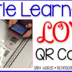 Little Learners LOVE QR Codes