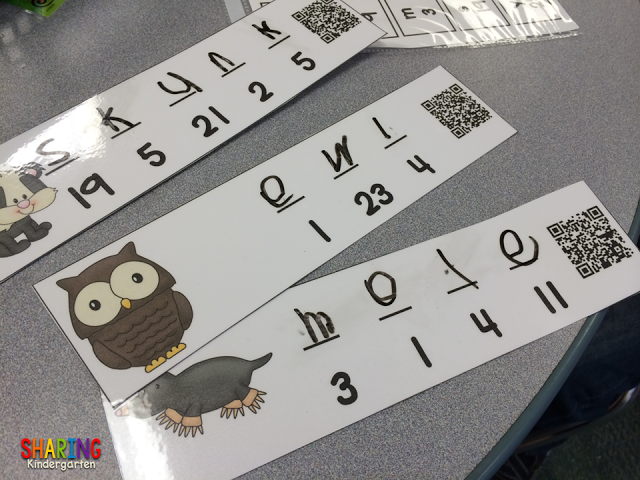 https://www.teacherspayteachers.com/Product/Nocturnal-Animals-Secret-Code-Words-938347