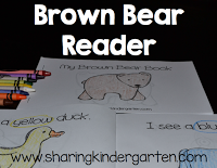 https://www.teacherspayteachers.com/Product/Brown-Bear-Reader-and-Sequencing-Cards-248986