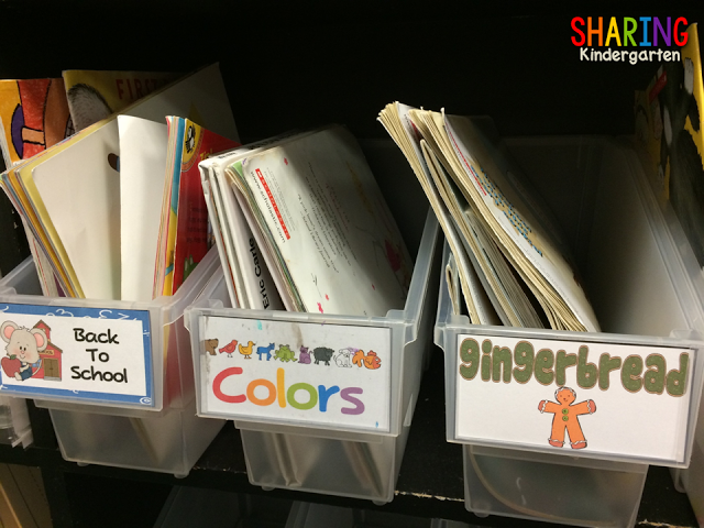 Building a Student Friendly Classroom Library