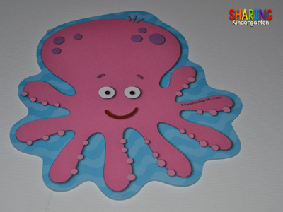 Octopus Notepad... you can turn this into a great GAME