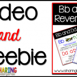 Bb and Dd Reversal Tip & Freebie