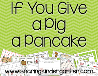 https://www.teacherspayteachers.com/Product/If-You-Give-a-Pig-a-Pancake-Unit-358240