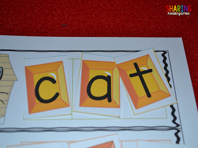 All About the Letter Tt: Making CVC words MORE FUN with this activity